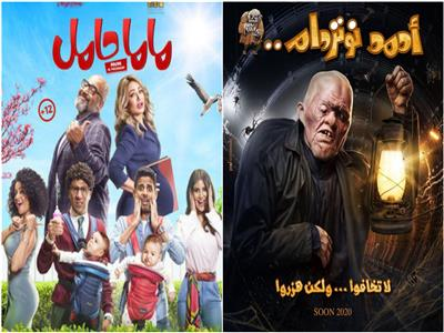 منافسة شرسة بين رامز جلال وليلى علوي على صدارة الإيرادات