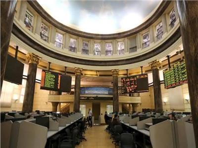 البورصة المصرية تختتم بتراجع رأس المال 7.3 مليار جنيه