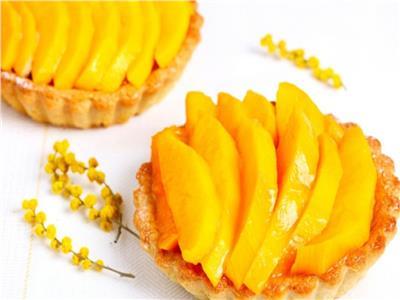 حلويات سهلة| طريقة تحضير «تارت المانجو» الشهي