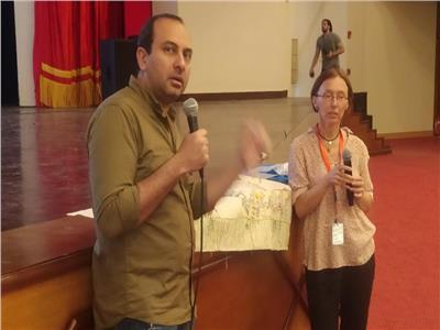 المخرجة «رادوستينا فيكوفا»: الشغل اليدوي يوصل المشاعر