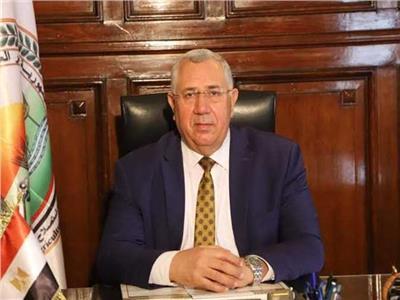 وزير الزراعة يلتقى رئيس شركة دواجن سعودية ويؤكد دعم الدولة للاستثمار