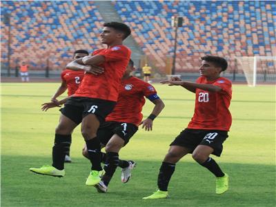كأس العرب للشباب   منتخب مصر يتخطى الجزائر ويتأهل الى ربع النهائى