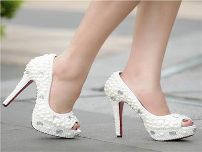 للعرائس   أخطاء تجنبيها عند اختيار حذاء الزفاف