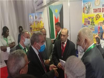 التموين: معرض «صنع في مصر» بجنوب السودان يستهدف زيادة التبادل التجاري