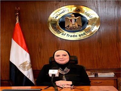 وزيرة الصناعة: ٣٦.٥ مليار دولار واردات مصر خلال ٦ شهور
