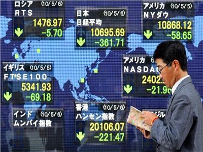 الأسهم اليابانية تختتم جلسة الأثنين على انخفاض