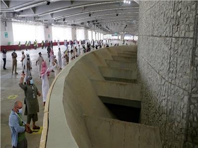 الدفاع المدني السعودي يرفع جاهزيته في جسر الجمرات والساحات المحيطة