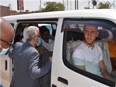 متابعة التزام السائقين بتعريفة الركوب المقررة في بني سويف