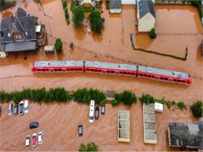 تجدد الأمطار في مناطق الكوارث بألمانيا وسط مخاوف من فيضانات جديدة