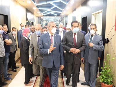 جامعة الأزهر تستضيف اجتماع المجلس الأعلى للجامعات