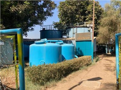 شركة مياه الشرب بإدفو: تسريب الكلور لم يؤثر على مياه الشرب