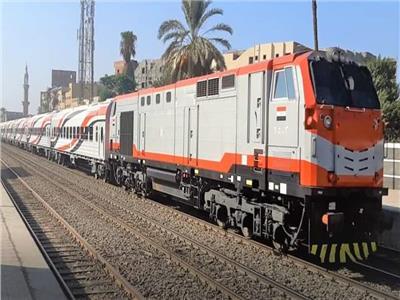 من أجل راحة الركاب  سكك حديد مصر تعلن عن تعديلات جديدة بقطارات «الإسكندرية / القاهرة»