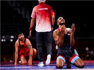اولمبياد طوكيو| النني يهنئ كيشو بالميدالية البرونزية