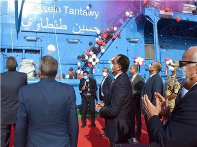 مدبولي: إدارة حسين طنطاوي الحكيمة أسهمت في عبور سفينة الوطن بسلام