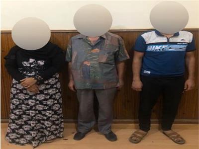 القبض على المتهمين بقتل سائق توك توك وسرقته فى الغربية
