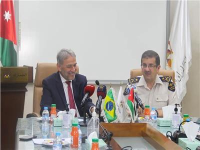 «الغرفة العربية البرازيلية والجمارك الأردنية» يطلقان الربط الإلكتروني لتسهيل حركة التجارة
