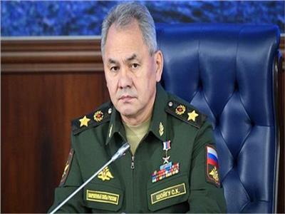 وزير الدفاع الروسي:وصول أكثر من 15000 نظام سلاح جديد للقوات