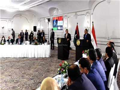 الدبيبة: الإرادة السياسية الفاعلة هي المحرك الأساسي في التعاون المصري الليبي