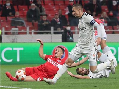 الدوري الأوروبي| وارسو البولندي يحقق فوزًا قاتلًا على سبارتاك موسكو الروسي