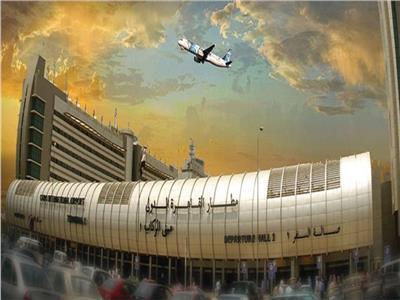 انتظام الرحلات الجوية و18 ألف راكب يصل مطار القاهرة