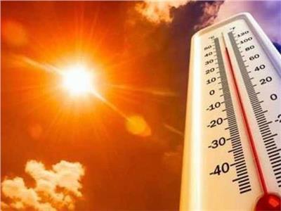 """""""الأرصاد """" غدا طقس مائل للحرارة نهاراً وأمطار على السواحل الشمالية وجنوب سيناء"""