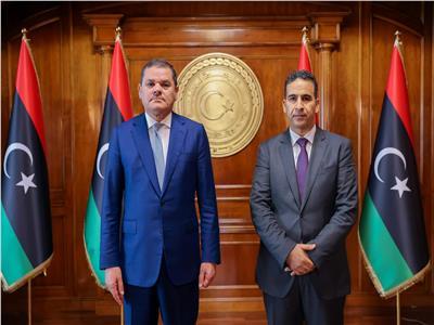 الدبيبة يتفق مع النائب الأول لمجلس النواب على ضرورة إقامة الانتخابات