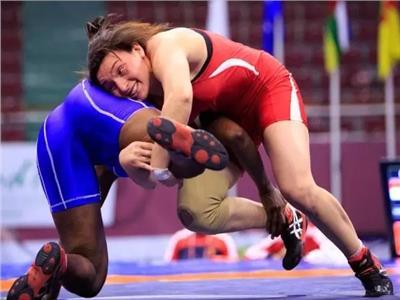 سمر حمزة تخسر في نصف نهائي بطولة العالم وتلعب على البرونزية