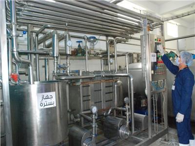 الزراعة: تصنيع المعدات اللازمة لتطوير مراكز تجميع الألبان محليا