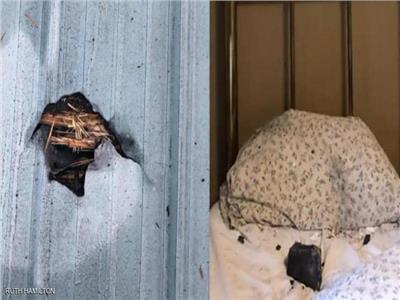 «سقط نيزك على سريرها» نجاة سيدة كندية من الموت