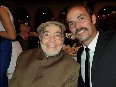 نجل حسن يوسف: أتمنى تكريم والدي في مهرجان القاهرة السينمائي