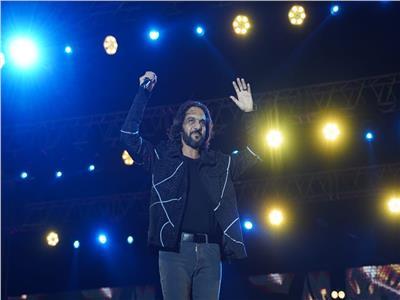 بهاء سلطان ودياب يشعلان نادي سموحة بأقوى احتفالية غنائية  صور