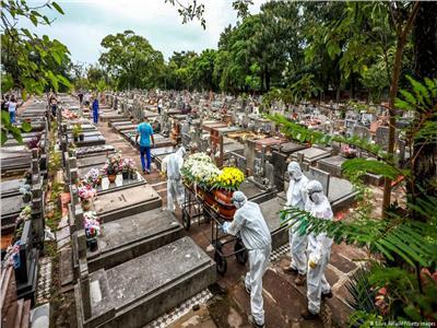 البرازيل.. تسجيل 15239 إصابة جديدة بفيروس كورونا