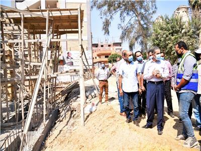 جهود مكثفة لإنهاء 1563 مشروعًا بـ 54 قرية لـ«حياة كريمة»| صور