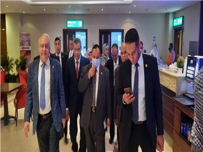 «غتوري» يرأس وفد مصر لحضور «منتدى الجمارك الدولي 2021»في موسكو