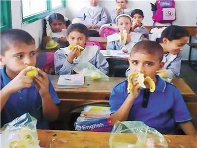 «الزراعة»: الدولة تستهدف تغطية 13 مليون طالب بوجبات التغذية المدرسية