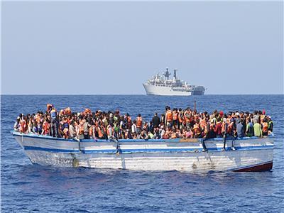 إيطاليا تعلن وصول أكثر من 50 ألف مهاجر غير شرعي منذ بداية العام