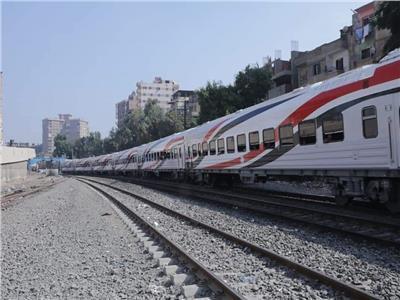 حركة القطارات| 70 دقيقة متوسط التأخيرات بين قليوب والزقازيق -المنصورة.. الخميس