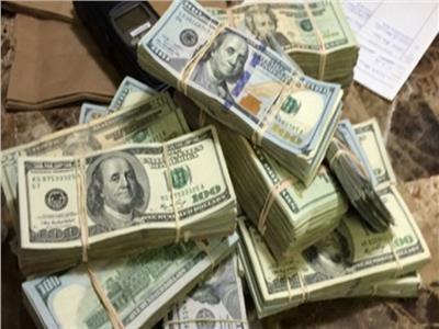 15.65 جنيه متوسط سعر الدولار في البنك المركزي اليوم