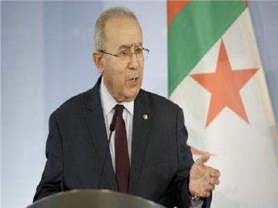 الجزائر تشارك في المؤتمر الوزاري لدعم استقرار ليبيا