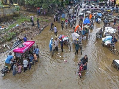 ارتفاع ضحايا الفيضانات في الهند ونيبال لـ 200 قتيل