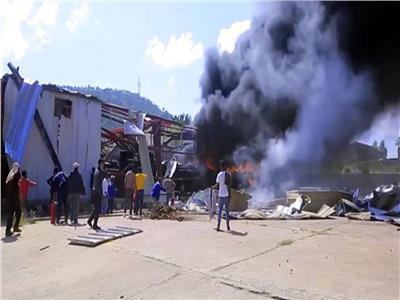 للمرة الثالثة خلال أسبوع.. القوات الإثيوبية تشن ضربة جوية على أقليم تيجراي