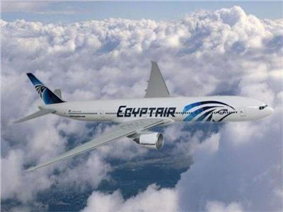 مصر للطيران تنقل 10147 راكباً على متن 89 رحلة جوية
