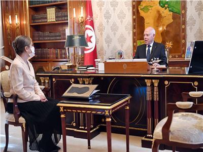 سعيد: سنتصدى بالقانون لكل من يحاول التنكيل بالشعب التونسي