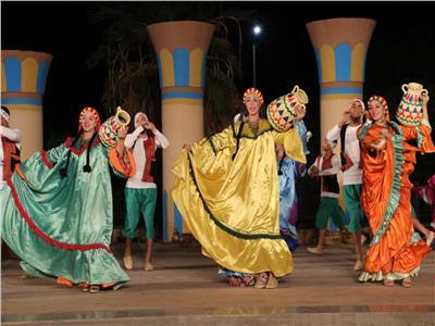 مهرجان تعامد الشمس يختتم فعالياته بـ«أسوان» | صور