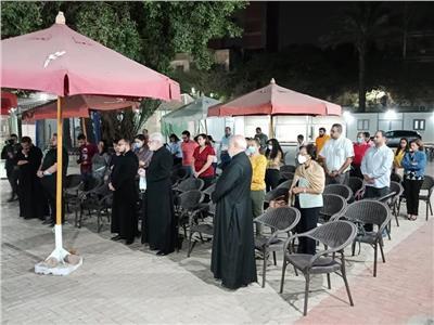 الإيبارشية البطريركية تنظم احتفالية بمناسبة «يوم الخادم»