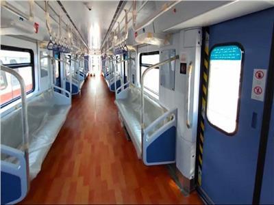 «الأنفاق» تكشف موعد تشغيل القطار الكهربائى   خاص
