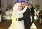 بالصور | مصور النجوم إبراهيم العطا يحتفل بزفافة بعروس البحر
