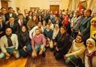 سفير القاهرة بموسكو يستقبل الوفد المصري في سوتشي
