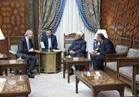 """سفير الأرجنتين: لقاء """"الطيب"""" وبابا الفاتيكان بالأزهر حظي باهتمام وتقدير لشعبنا"""