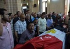 المنوفيه تستعد لاستقبال جثمان الشهيد عبد الباسط